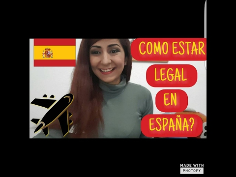 ¿COMO ESTAR LEGAL EN ESPAÑA? Asilo Político, Arraigo, Ley Emprendedores, Falsas Leyes TIPS