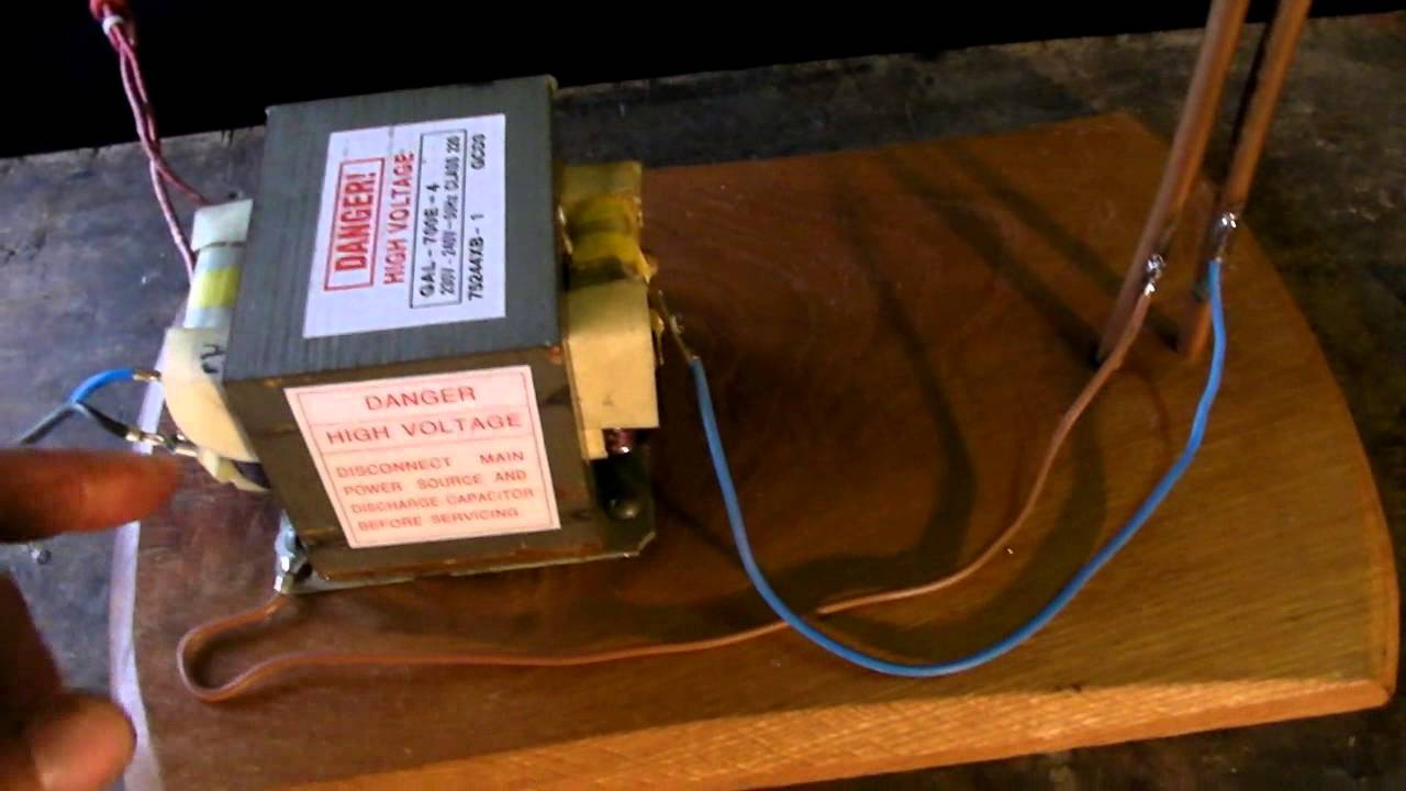 Electrical Ballast Wiring Diagram How To Make A Jacob S Ladder Youtube