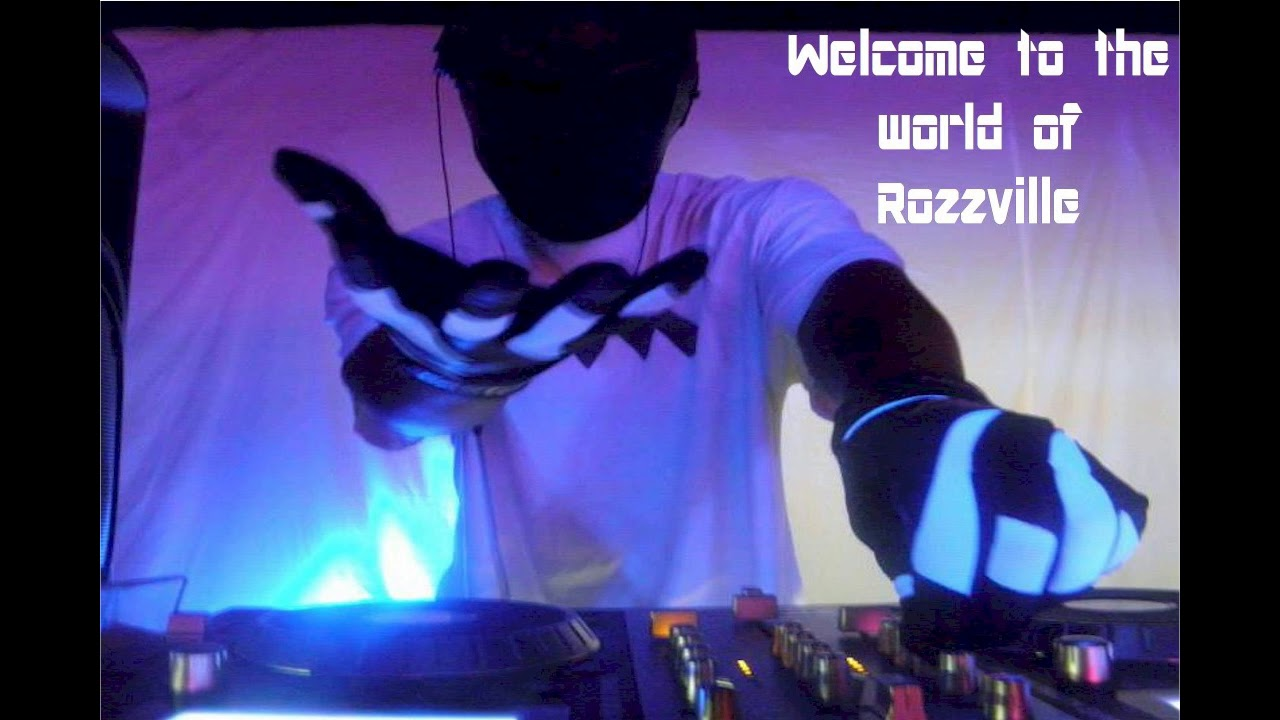 Welcome to the world of Rozzville - talk podcast series