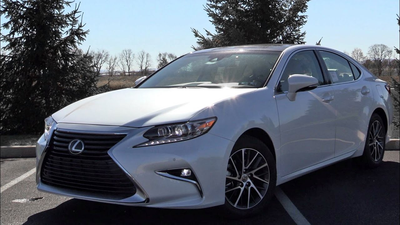 2017 Lexus Es 350 Review Youtube