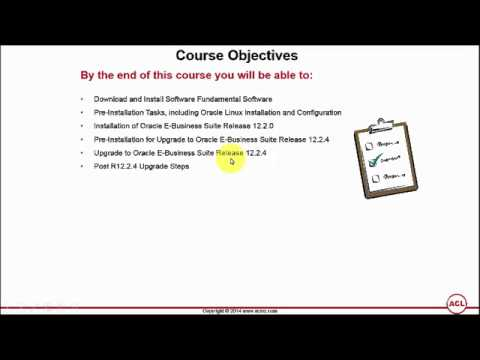 Introduction to Oracle Applications DBA