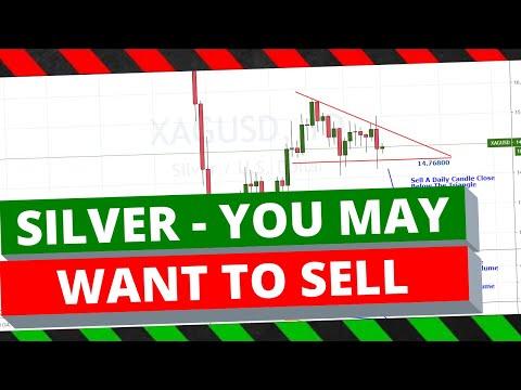 Is Silver Falling Into A Well? + Palladium, McDonald's, NASDAQ, USDMXN, Litecoin & Bitcoin