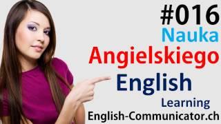 #16 Kurs języka angielskiego Słownictwo English Bolesławiec Koło Orzesze Starogard Gdański grammar