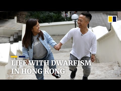 Living with dwarfism in Hong Kong: couple finds love despite challenges little people face