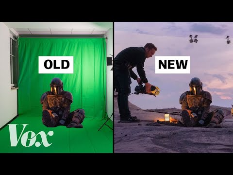 The technology that's replacing the green screen