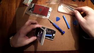 Iphone 5. Replacement Screen