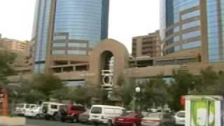 Twin towers in Dubai Deira