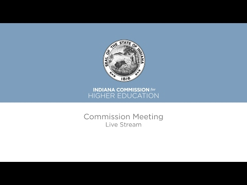 COMMISSION MEETING  - Live Stream