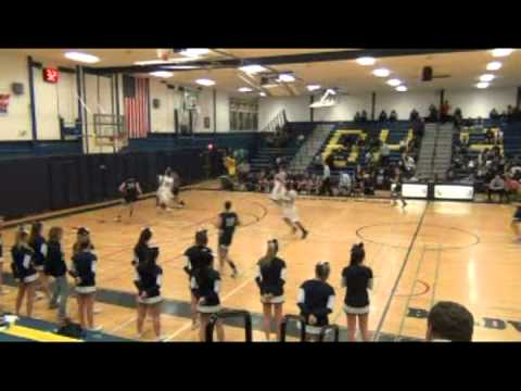 Alec Abramowitz Varsity Basketball-Plainview Old Bethpage John F. Kennedy HS, NY