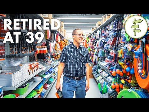 Family Man Retires at 39 – Extreme Early Retirement | FIRE