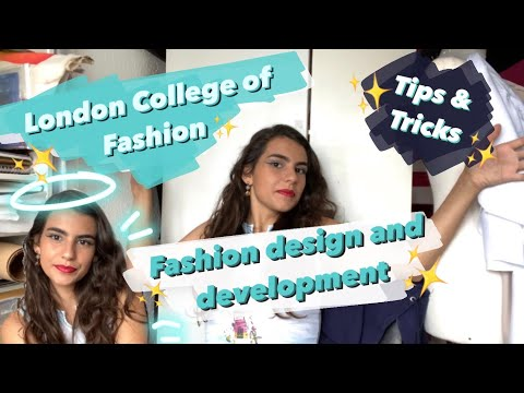 London College Of Fashion Ba Fashion Public Relations And Communication Youtube