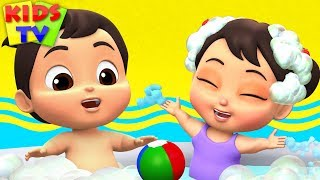 Bath Time Song - Boom Buddies | Children Songs & Nursery Rhymes