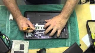 Hard Drive / RAM Removal DELL Latitude E7240