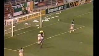 DFB-Pokal 88/89 - Borussia Mönchengladbach vs. FC Schalke 04