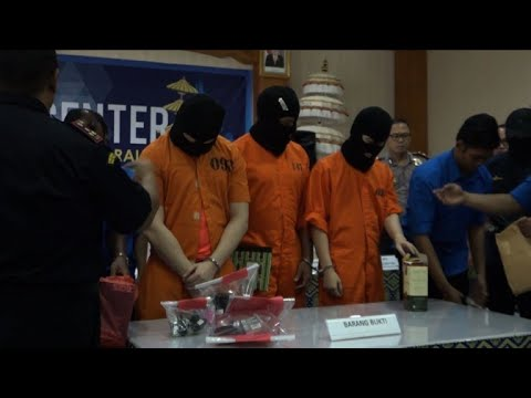 Australian Faces Death Penalty For Alleged Bali Drug Trafficking