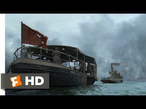 Enemy at the Gates (1/9) Movie CLIP - Crossing the Volga (2001) HD