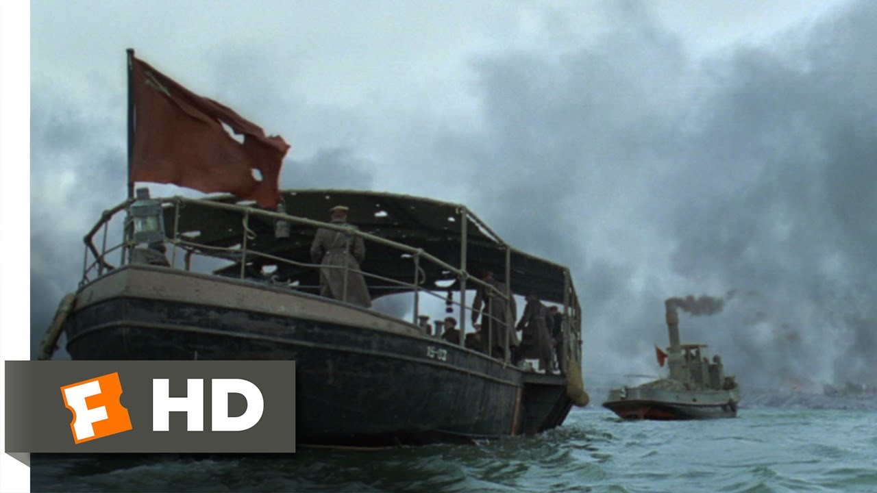 Download Enemy at the Gates (1/9) Movie CLIP - Crossing the Volga (2001) HD