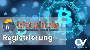 Bitcoin.de - Registrierung