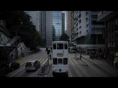 Timelapse - Hong Kong Tram