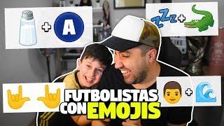 ADIVINA el FUTBOLISTA con EMOJIS!!