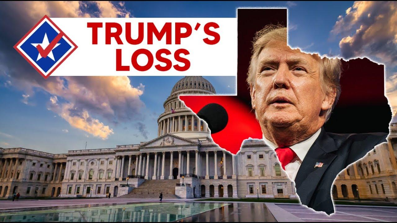 Trump-Endorsed Republican Loses Texas Special Election
