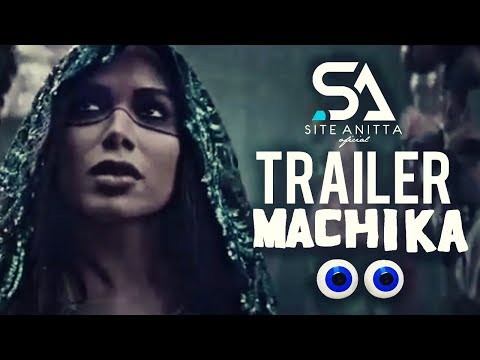 J Balvin - Machika (ft. Anitta, Jeon) - TRAILER OFICIAL (Site Anitta)