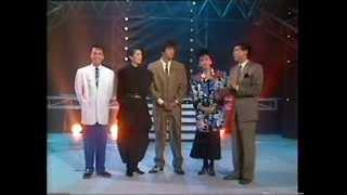 80s 梅艷芳西城秀樹在歡樂今宵(夢幻的擁抱)