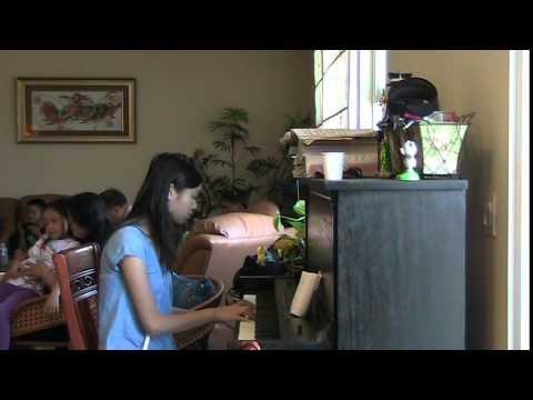 """""""Canon in D (Pachelbel's Canon)"""" performed by Michelle Chen, SCUT Alumni Karaoke Club"""