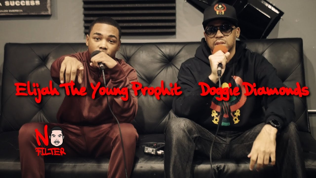 The Next Wave: Elijah The Young Prophit Talks Nas Comparison And Getting Cosigned By Erick Sermon.