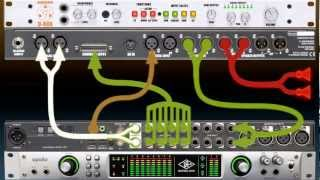 Download D-Box and UA Apollo Setup - Dangerous Music MP3 song and Music Video