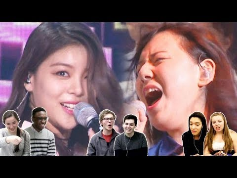 Classical Vocalists React: Ailee 'Heaven' [Fantastic Duo]  (Part 2)