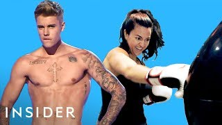We Tried The 'Rumble' Boxing Workout That Justin Bieber Swears By