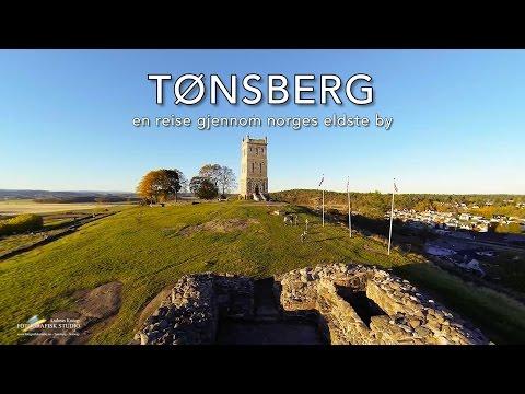 Tønsberg - en reise gjennom norges eldste by