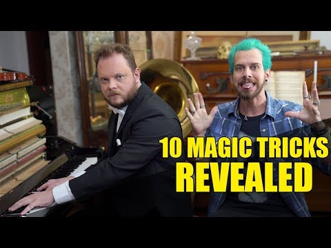 10 Magic Tricks