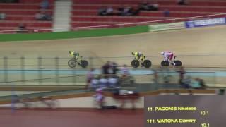 2017 Grand Prix Minsk - Men s Team Sprint - Final 3-4