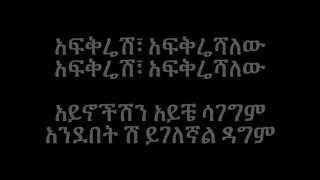 Michael Belayneh - Ashenefe lebe አሸነፈ ልቤ (Amharic WIth Lyrics)