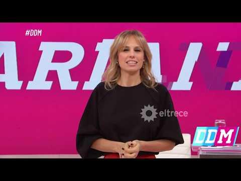 ¡Mariana Fabbiani presentó a una panelista invitada de lujo!