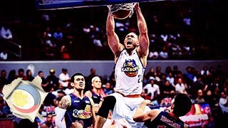PBA TOP 10 : Kelly Williams Dunks (TNT)