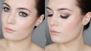 Warm Smokey Contrast - Makeup Tutorial Thumbnail
