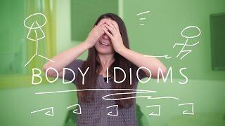 Weekly English Words with Alisha - Body Idioms