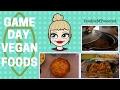 Vegan M Powered. Episode 2: Football Food