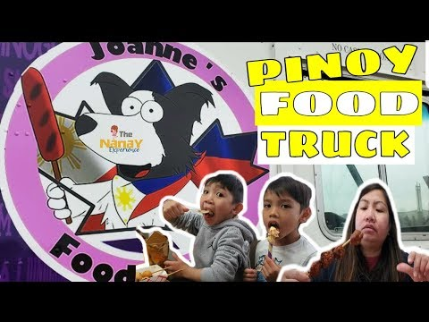 Pinoy Food Truck In Edmonton | Filipino Food