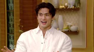 "Charles Melton Was the #1 Dog Walker Before Getting Cast in ""Riverdale"""