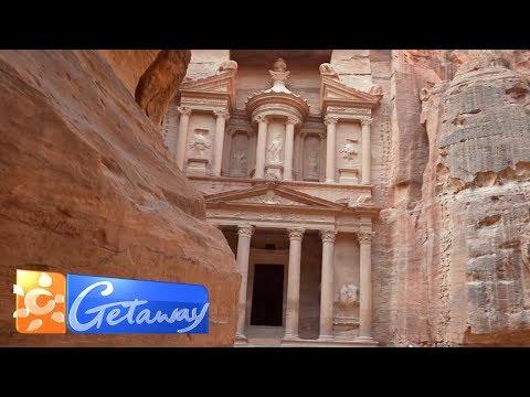 Jordan's famous 'Rose City' | Getaway