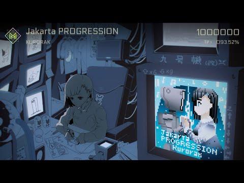 Jakarta PROGRESSION - KURORAK (Million Master: 1000000)