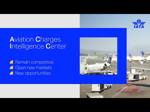 IATA Aviation Charges Intelligence Center (ACIC)
