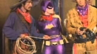 Rescuing Batgirl