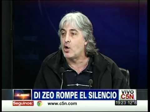 Entrevista Rafa Dizeo barrabrava de La Doce.