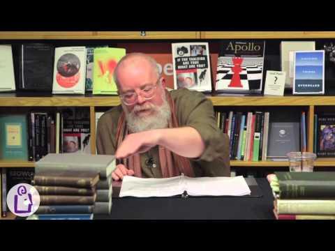 Bradley Craft Presents an Evening of William Cowper