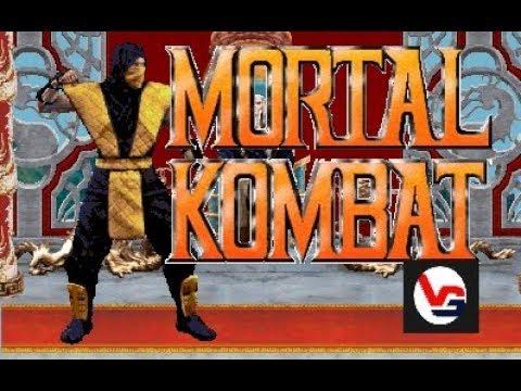 [ARCADE] 15055000pts - MORTAL KOMBAT (Scorpion) - Player: MANFREDINI@TeamBrazil